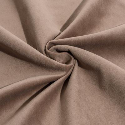Пралине, велюр / Темно-коричневый, иск. кожа