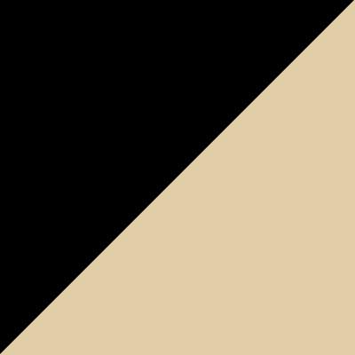Черный / Бежевый