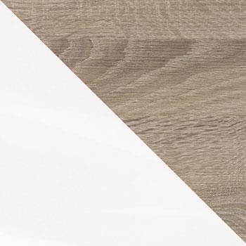 Белый / Сонома трюфель