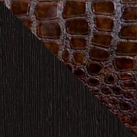 Венге / Кожа caiman