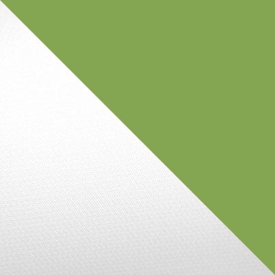Белый / Зеленый