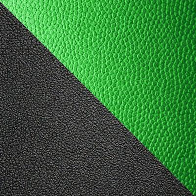 Черный, экокожа / Зеленый, экокожа