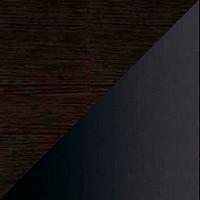 Венге / Черный глянец