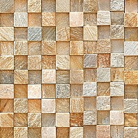 Итальянская мозаика золото (AL-18)