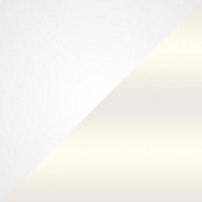 Белый / Прозрачный