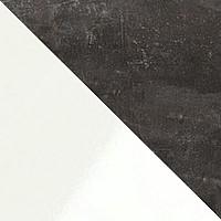 Белый глянец / Моод темный
