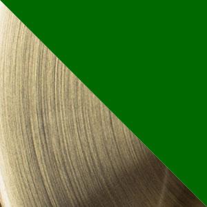 Античная бронза / Зеленый