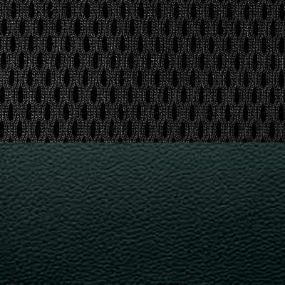 Сетка черная / Искусственная кожа черная