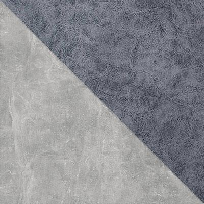 Ателье серый / Велюр светло-серый