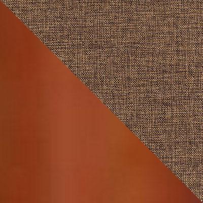 Средне-коричневый / Ткань, рогожка