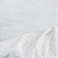Белый махровый