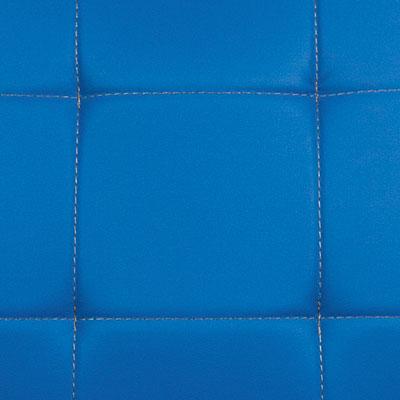 Синяя иск. кожа OR-03