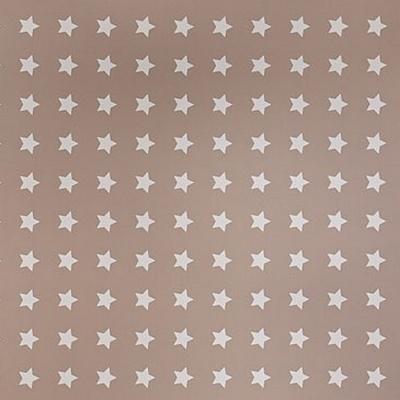 Звезды, макиато-белый