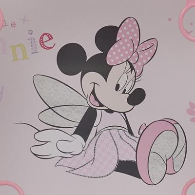Минни Маус, розовый