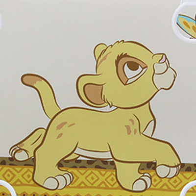 Король Лев, бежевый