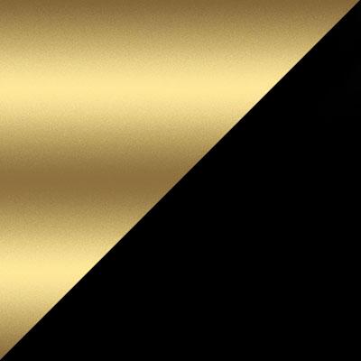 Черный / Золото