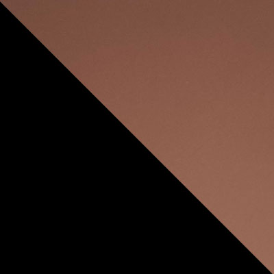 Черный, металл / Коричневый, экокожа
