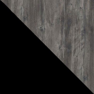 Сосна Пасадена / Черный, металл