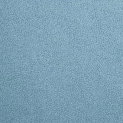 Голубая экокожа