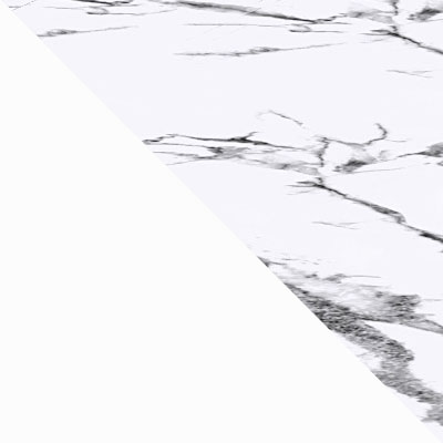 Белый / Мрамор белый