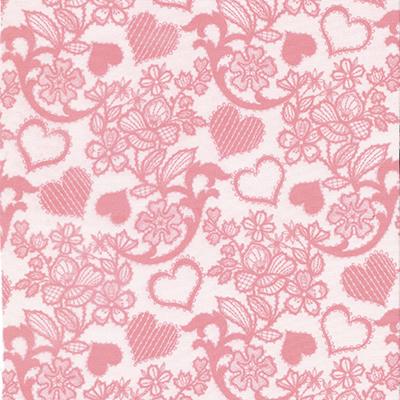 HEARTS-PK розовый сердца