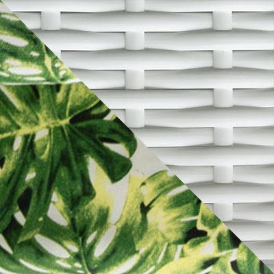 Ивовая лоза / Тропики, ткань
