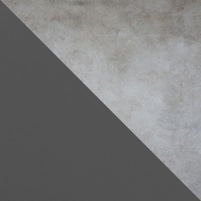 Бетон / Темно-серый