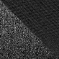 Черный, ткань / Серый, ткань