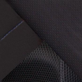 Черный, искусственная кожа/ткань
