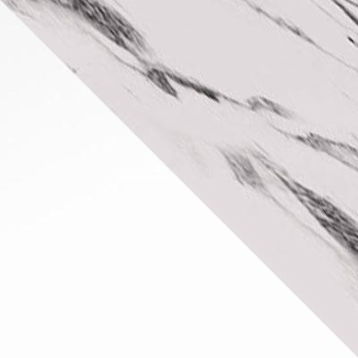 Белый / Белый мрамор 3028