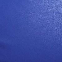 Синяя экокожа