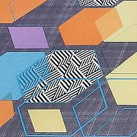 Геометрия мульти, микровелюр