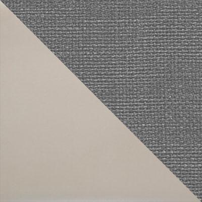 Капучино матовый / Серый микровелюр