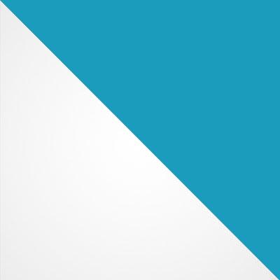 Белый / Синий