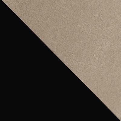Капучино, велюр / Черный, металл