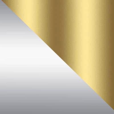 Серебристый / Золотистый