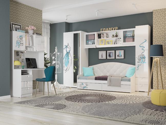 Комплект детской мебели 179-80084