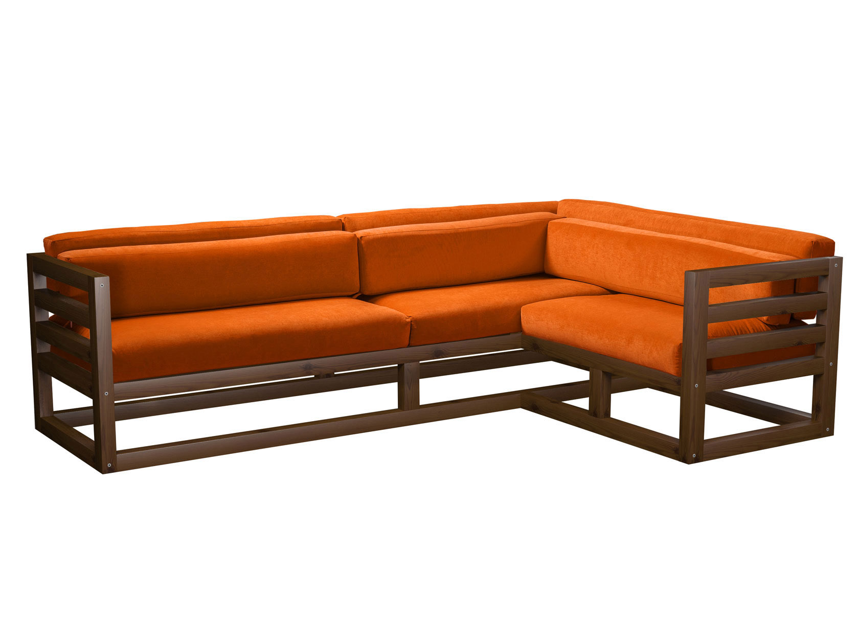 Угловой диван 108-113117