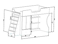 Кровать 500-122062