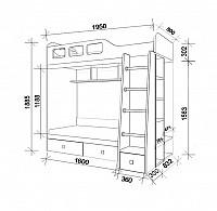 Кровать 500-41870