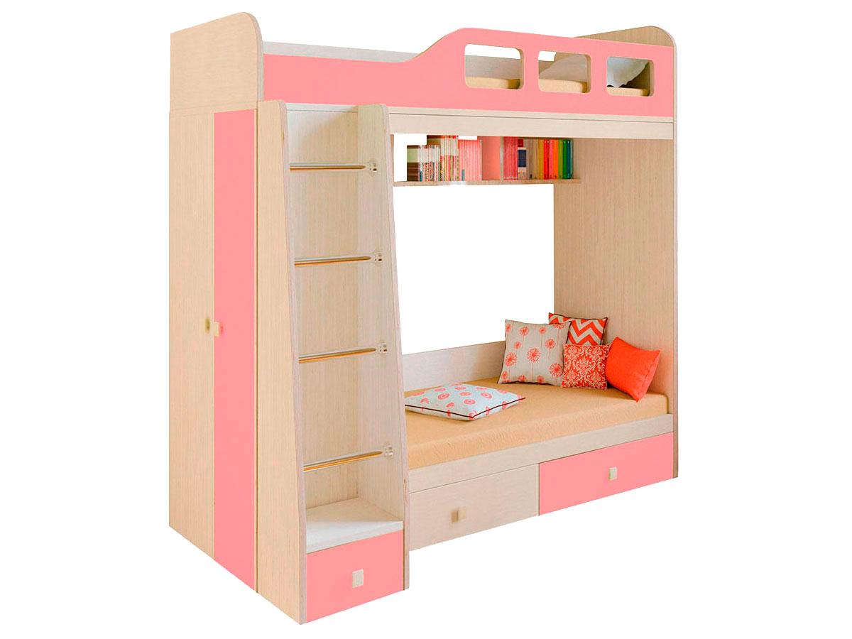Двухъярусная кровать 108-41868