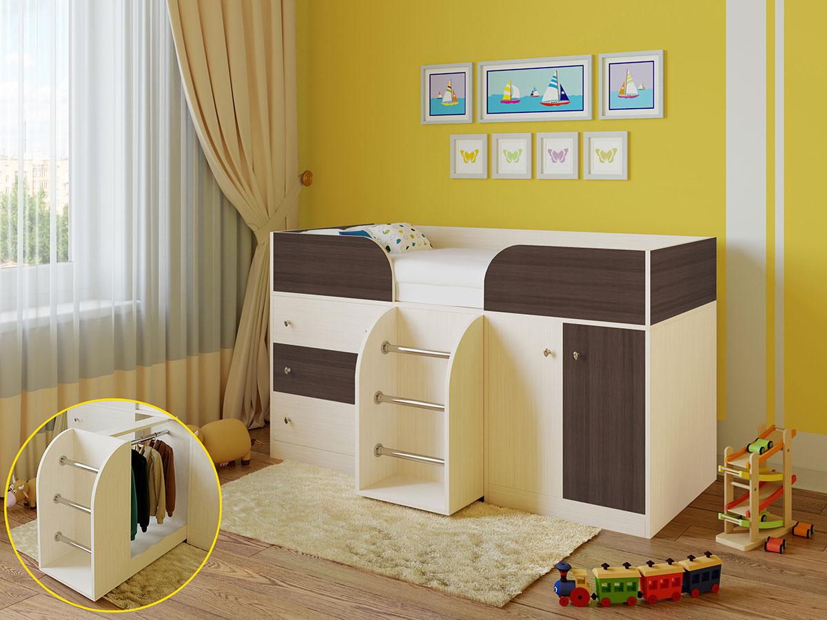 Кровать-чердак 150-41910