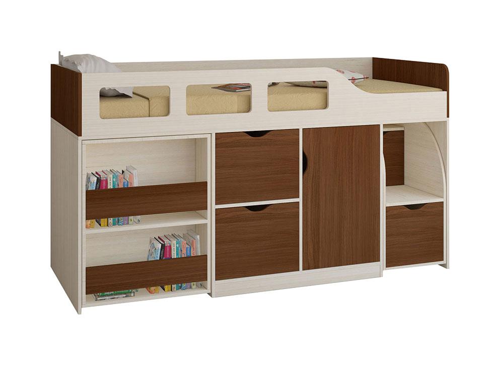 Кровать-чердак 150-42018