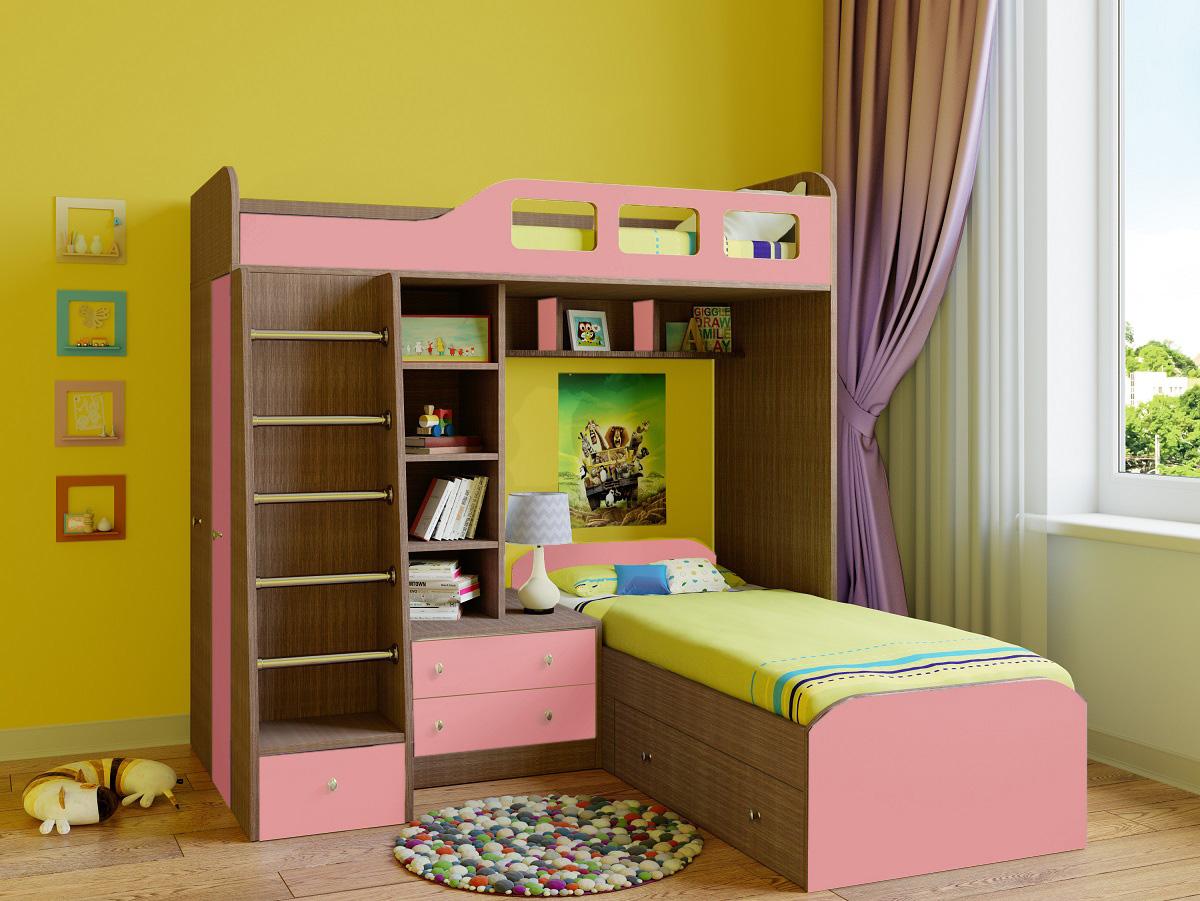 Двухъярусная кровать 108-92407