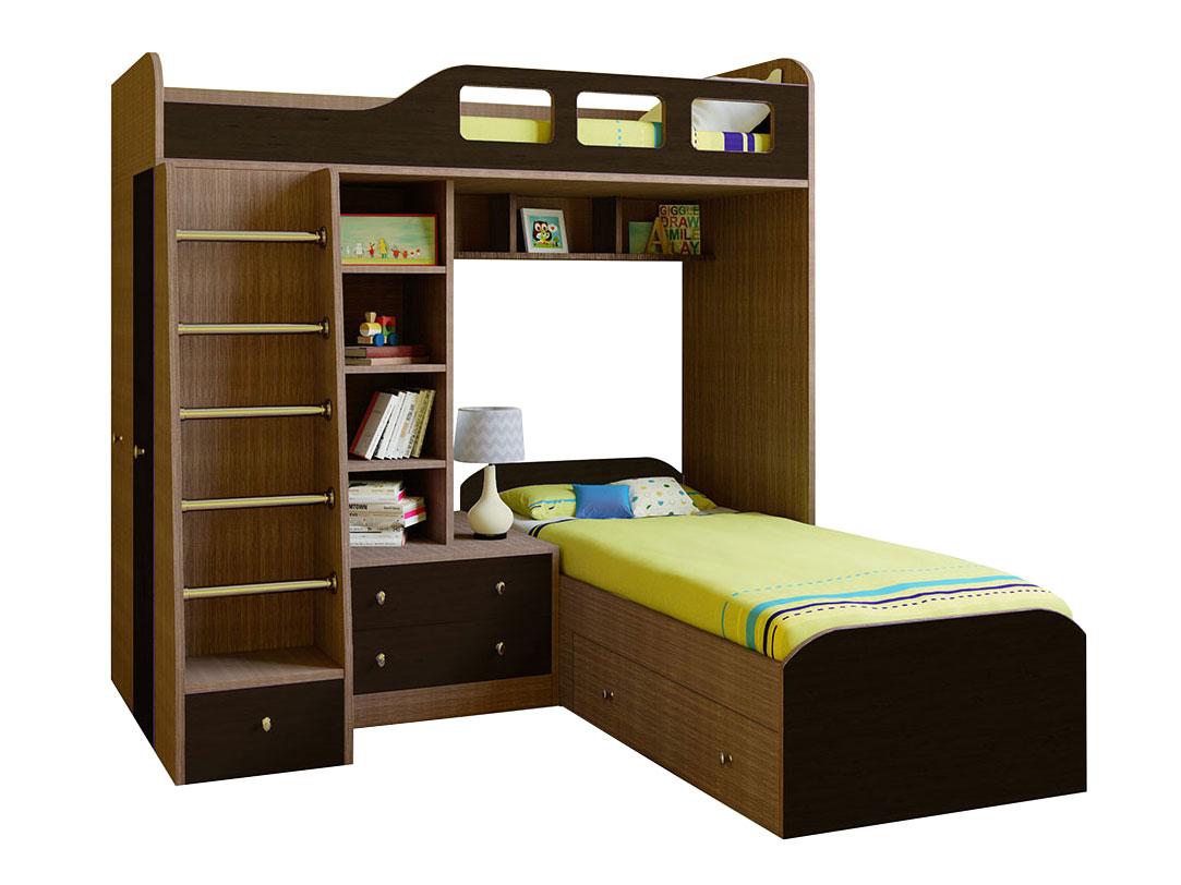 Двухъярусная кровать 150-92402