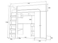 Кровать 500-104575