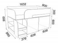 Кровать 500-104601