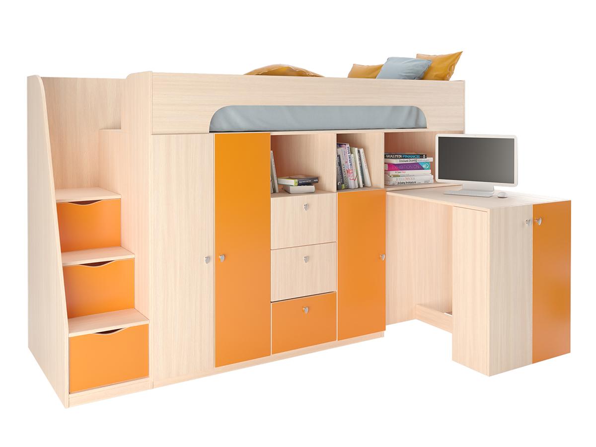 Кровать-чердак 108-104586