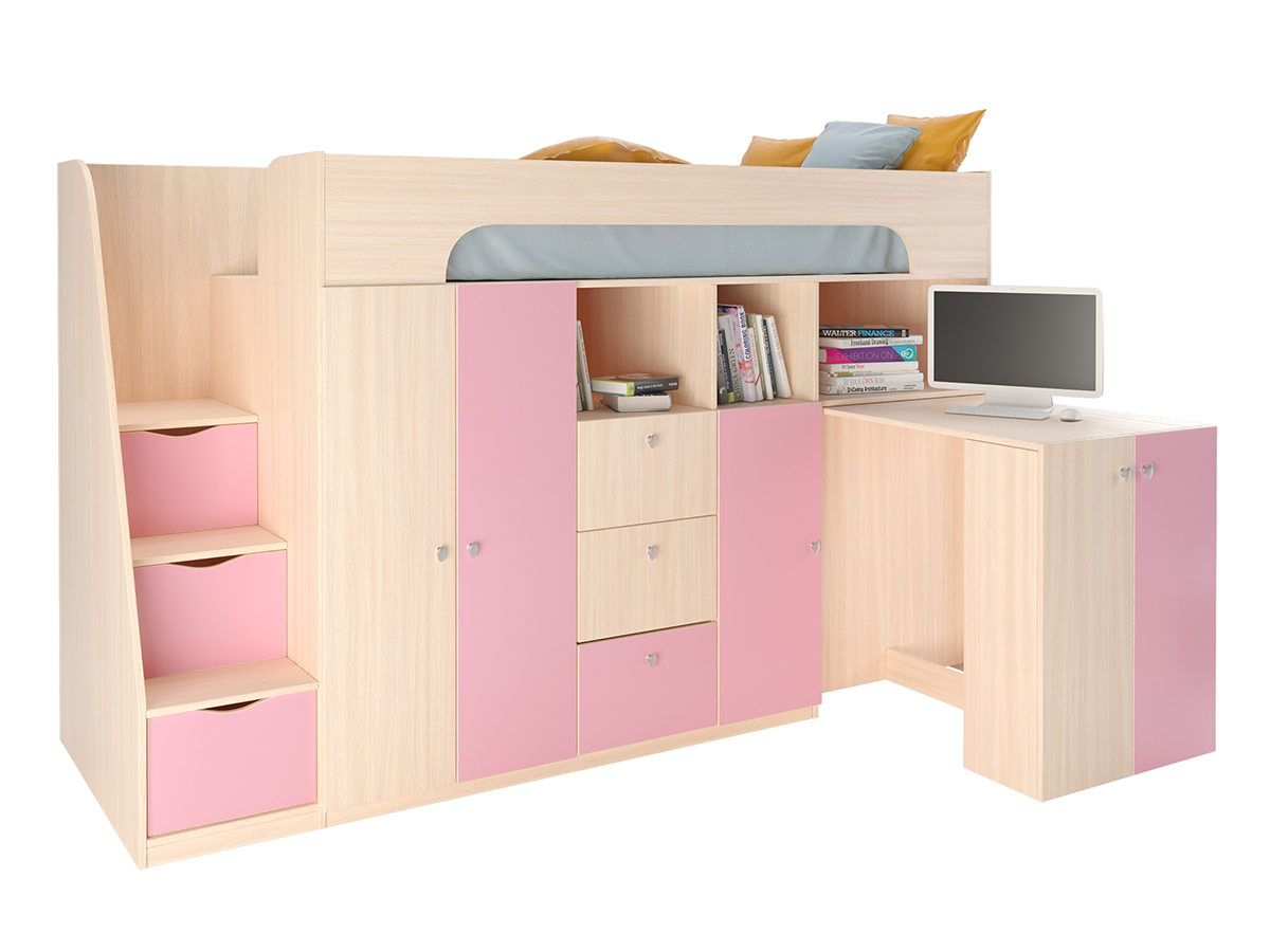 Кровать-чердак 150-104588