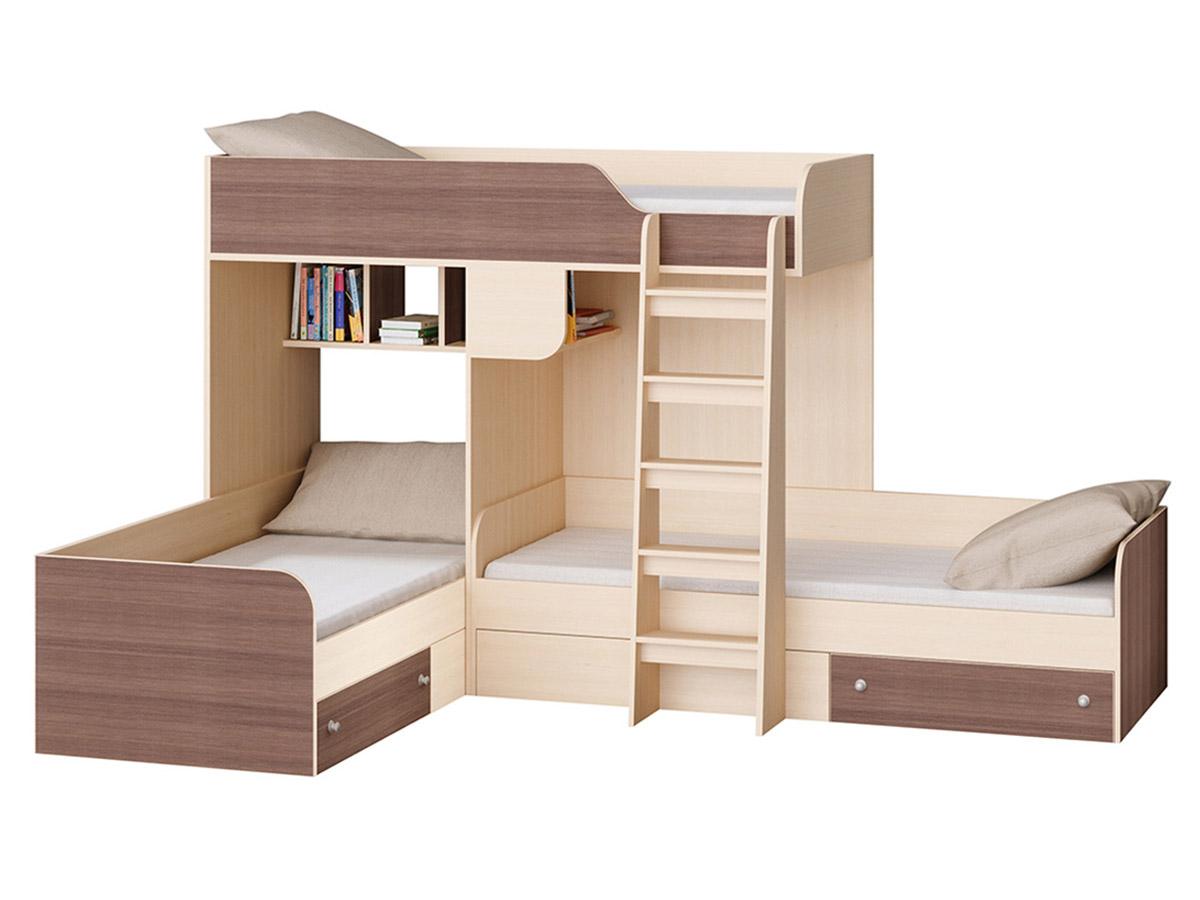 Двухъярусная кровать 108-104594